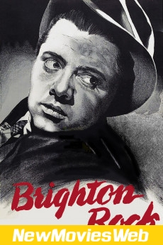 Brighton Rock-Poster new movies to rent