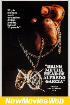 Bring Me the Head of Alfredo Garcia-Poster new movies on dvd