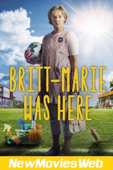 Britt-Marie Was Here-Poster new movies in theaters