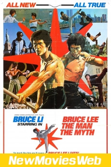 Bruce Lee The Man, the Myth-Poster new scary movies