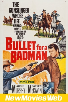 Bullet for a Badman-Poster new movies