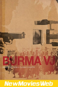 Burma VJ Reporting from a Closed Country-Poster new movies coming out