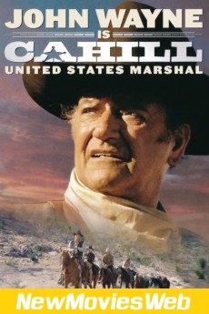 Cahill U.S. Marshal-Poster new movies