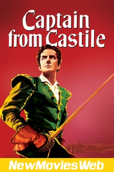 Captain from Castile-Poster new movies out