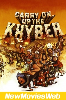 Carry On... Up the Khyber-Poster new release movies
