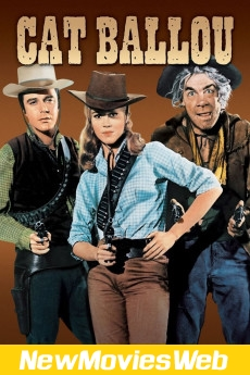 Cat Ballou-Poster new comedy movies