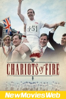 Chariots of Fire-Poster new movies to stream