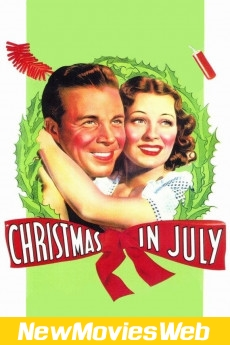 Christmas in July-Poster new animated movies
