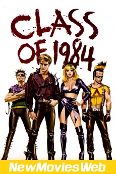 Class of 1984-Poster new movies coming out