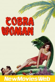 Cobra Woman-Poster new movies to stream