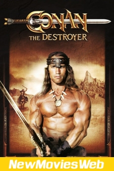 Conan the Destroyer-Poster new movies coming out