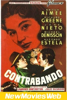 Contraband Spain-Poster good new movies
