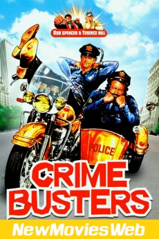 Crime Busters-Poster new movies coming out