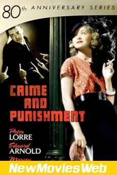 Crime and Punishment-Poster new scary movies