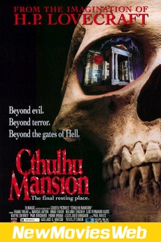 Cthulhu Mansion-Poster new movies out