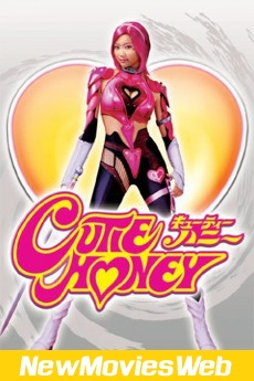Cutie Honey Live Action-Poster new movies 2021