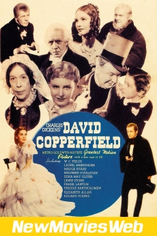 David Copperfield-Poster best new movies on netflix