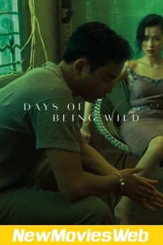 Days of Being Wild-Poster free new movies online