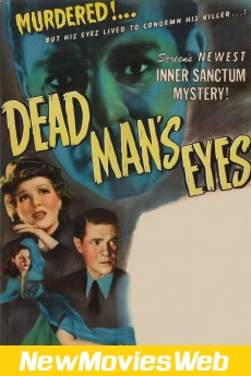Dead Man's Eyes-Poster new hollywood movies