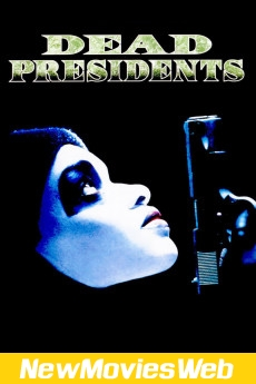 Dead Presidents-Poster new release movies