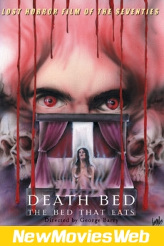 Death Bed The Bed That Eats-Poster new hollywood movies 2021