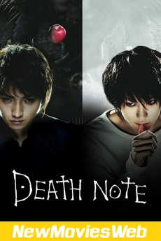 Death Note-Poster new movies on dvd