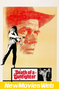 Death of a Gunfighter-Poster new movies to watch