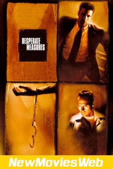 Desperate Measures-Poster 2021 new movies