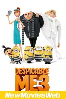 Despicable Me 3-Poster good new movies
