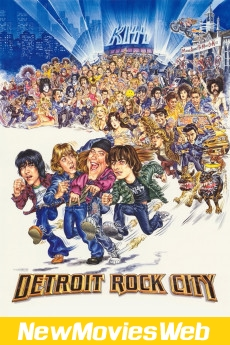 Detroit Rock City-Poster new action movies