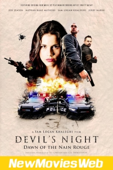 Devil's Night Dawn of the Nain Rouge-Poster new movies on demand