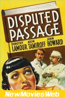 Disputed Passage-Poster new action movies