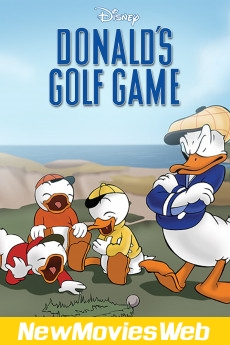 Donald's Golf Game-Poster new movies coming out