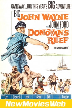 Donovan's Reef-Poster new release movies 2021