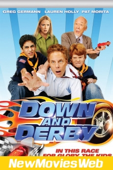 Down and Derby-Poster new movies on netflix