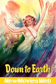 Down to Earth-Poster new netflix movies