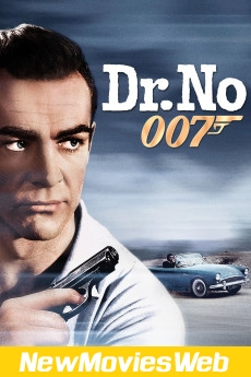 Dr. No-Poster new animated movies