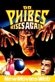 Dr. Phibes Rises Again-Poster new action movies
