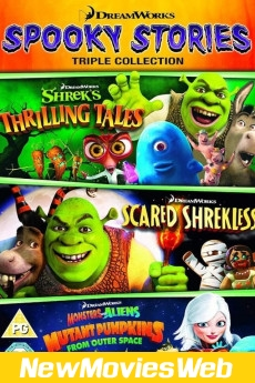 Dreamworks Spooky Stories-Poster new action movies