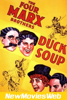 Duck Soup-Poster new movies to stream