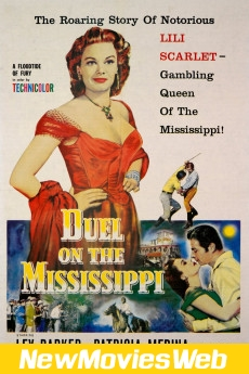 Duel on the Mississippi-Poster 2021 new movies