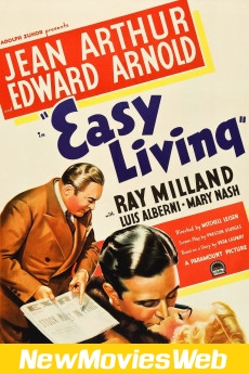 Easy Living-Poster new scary movies