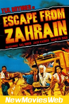Escape from Zahrain-Poster best new movies on netflix