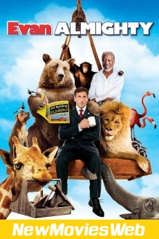 Evan Almighty-Poster new movies