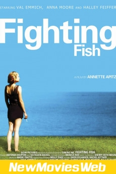 Fighting Fish-Poster new movies