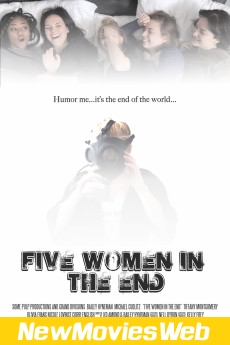 Five Women in the End-Poster new movies coming out