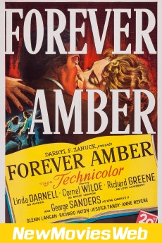 Forever Amber-Poster new release movies