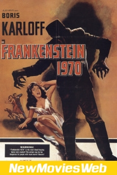 Frankenstein 1970-Poster new comedy movies