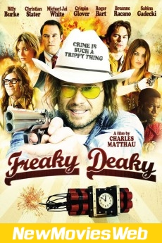Freaky Deaky-Poster new release movies