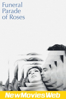 Funeral Parade of Roses-Poster new movies on demand